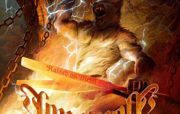 LONEWOLF – ''Raised on Metal''