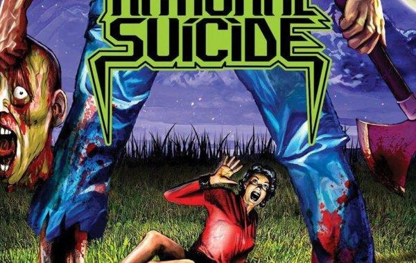 NATIONAL SUICIDE – ''Massacre Elite ''