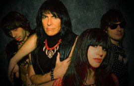 "THE FUZZTONES στο Rock Overdose: ""Στην Ευρώπη, φυλούν ως θησαυρό τη μουσική του παρελθόντος"""