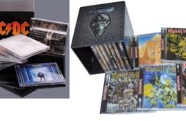 Εορταστικός διαγωνισμός! Κερδίστε box sets με 17 άλμπουμ των AC/DC & 12 άλμπουμ των IRON MAIDEN!