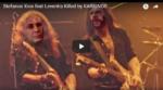 """Στέφανος Χίος feat. Βασίλης Λεβέντης - """"Killed by KARKINOS"""" (Ace Of Spades parody pt II)"""