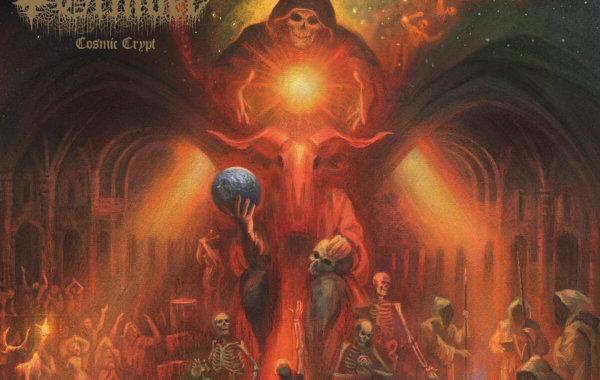 "MAMMOTH GRINDER – ""Cosmic Crypt"""