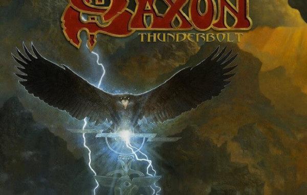 """SAXON – """"Thunderbolt"""""""
