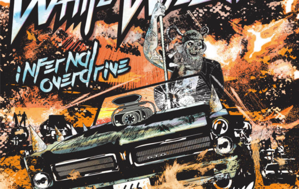 """WHITE WIZZARD – """"Infernal Overdrive"""""""