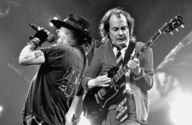 AC/DC: Για ποιό λόγο ο Axl Rose θα έπρεπε να τους αφήσει ήσυχους!
