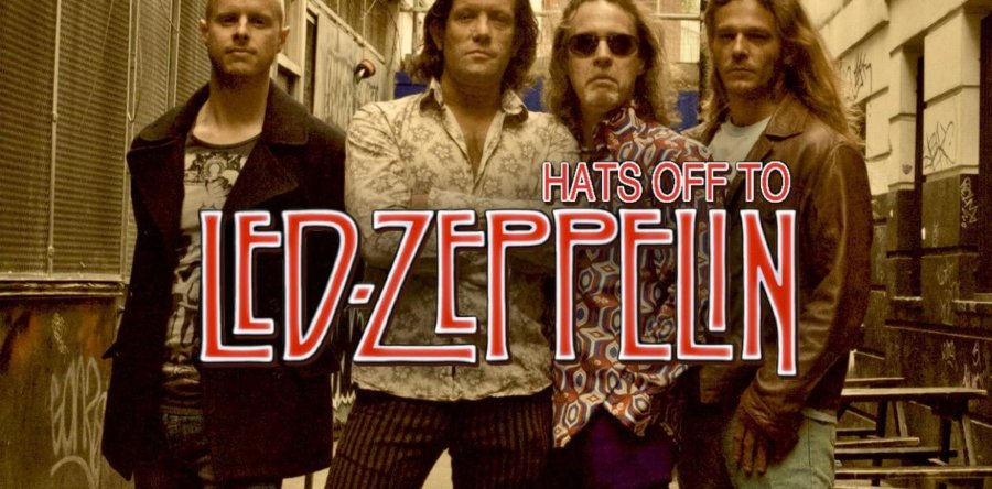 Αποτέλεσμα εικόνας για Οι Hats Off to Led Zeppelin στο Μέγαρο Μουσικής Αθηνών