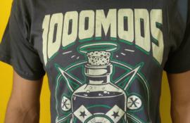 Διαγωνισμός: Κερδίστε ένα T-Shirt των 1000mods εν όψη της επερχόμενης συναυλίας τους στη Θεσσαλονίκη!