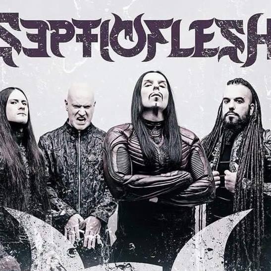 """Χρήστος Αντωνίου (SEPTICFLESH) στο Rock Overdose:'Το """"Codex Omega"""" είναι ο πιο ώριμος δίσκος των Septicflesh'."""