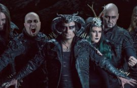 Αφιέρωμα CRADLE OF FILTH: Their Ghost in Hellas !