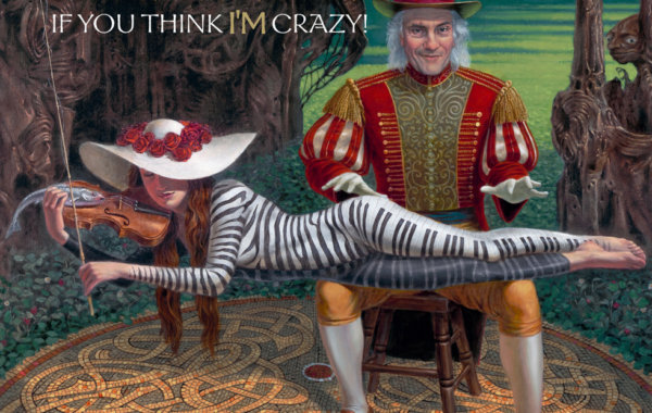 "PHIL LANZON – ""If You Think I'm Crazy"""