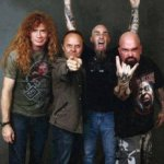 BIG 4: Ξανά σε περιοδεία METALLICA, MEGADETH, SLAYER & ANTHRAX!