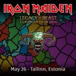 IRON MAIDEN: Αυτό είναι το setlist στης περιοδείας Legacy of the Beast, που θα περάσει και από τη χώρα μας στις 20 Ιουλίου!