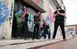 """4 Hours Later στο RockOverdose: """"Η συμμετοχή μας στο 1ο Bands Festival ήταν το highlight της πορείας μας!"""""""