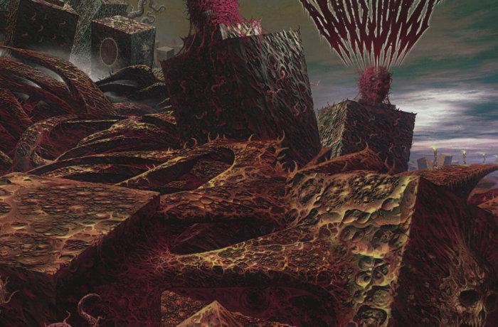 "GRAVEWARDS – ""Ruinous Ensoulment"""