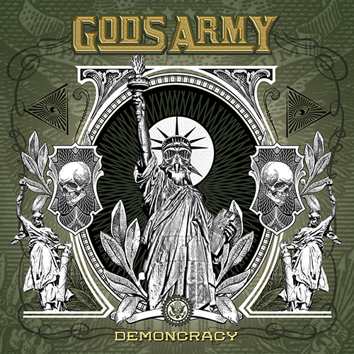 "GOD'S ARMY – ""Demoncracy"""