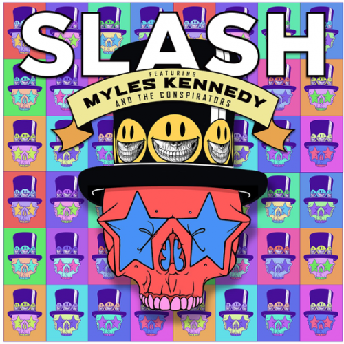 """SLASH – """"Living the Dream"""" (feat. Myles Kennedy and The Conspirators)"""