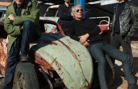 THE LAST DRIVE – Πέντε επιλεγμένες στιγμές τους εν όψει του Smixi Forest Fest στο Άργος Ορεστικό!