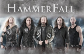 Aφιέρωμα HAMMERFALL: Riders Of The Storm coming to Greece!