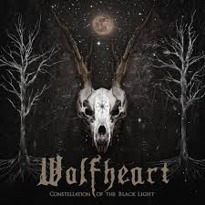 "WOLFHEART- ""Constellation Of The Black Light"""