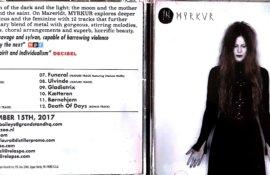 """Διαγωνισμός MYRKUR: Κερδίστε τρία συλλεκτικά promo CDs του """"Mareridt""""!"""