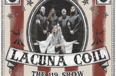 "LACUNA COIL – ""The 119 Show Live in London"""
