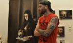Ο ζωγράφος που σχεδίασε το εξώφυλλο του νέου δίσκου των ROTTING CHRIST, μιλάει αποκλειστικά στο Rock Overdose!