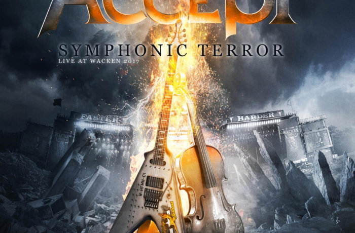 "ACCEPT – ""Symphonic Terror- Live at Wacken 2017"""