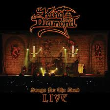 "KING DIAMOND- ""Songs for The Dead Live"""