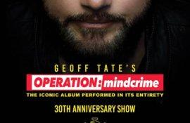 Διαγωνισμός: Κερδίστε προσκλήσεις για τη συναυλία του Geoff Tate στην Αθήνα!