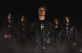 SERPENT LORD (GR) στο Rock Overdose: «Στα live μας θα δείτε μια μπάντα που της αρέσει να βρίσκεται πάνω στο σανίδι""