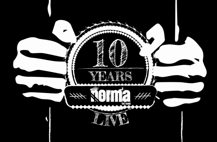 """NORMA THE BAND – """"10 Years Live"""""""