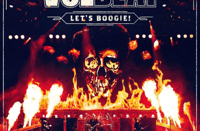 "VOLBEAT – ""Let's Boogie! Live from Telia Parken"""