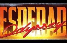 """Οδυσσέας Καραπολίτης (ODYSSEY DESPERADO project) στο Rock Overdose:"""" Όλοι μας σε αυτήν την ζωή είμαστε desperados που περιμένουν το τρένο της ευκαιρίας να περάσει""""."""