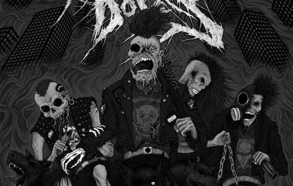 """SORDID DOGS – """"City Freaks"""""""