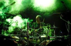 "ANDERS JOHANSSON (ex-Yngwie Malmsteen, ex-HammerFall, Manowar) στο Rock Overdose:""Θα είναι ωραίο τελικά να παίξω με τους Manowar την Ελλάδα""."