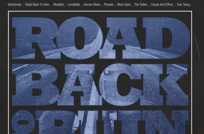 """PRISTINE – """"Road Back to Ruin"""""""