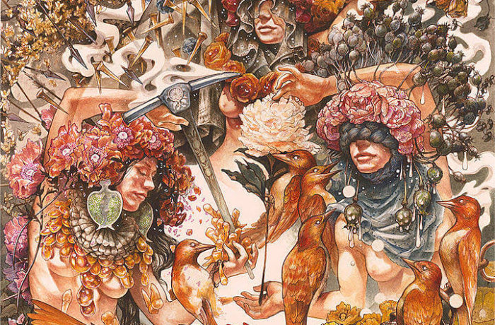 "BARONESS – ""Gold & Grey"""