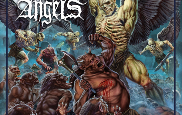"SUICIDAL ANGELS- ""Years of Aggression"""