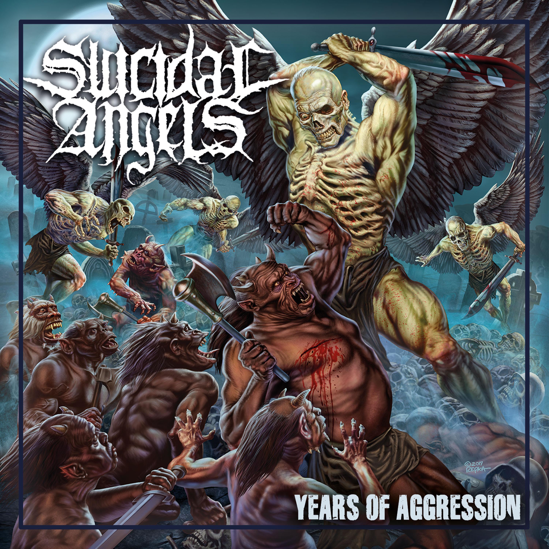Αποτέλεσμα εικόνας για suicidal angels years of aggression