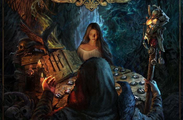 "ELVENKING- ""Reader of The Runes – Divination"""