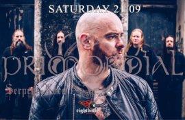 Διαγωνισμός: Κερδίστε προσκλήσεις για τη συναυλία των PRIMORDIAL στη Θεσσαλονίκη!