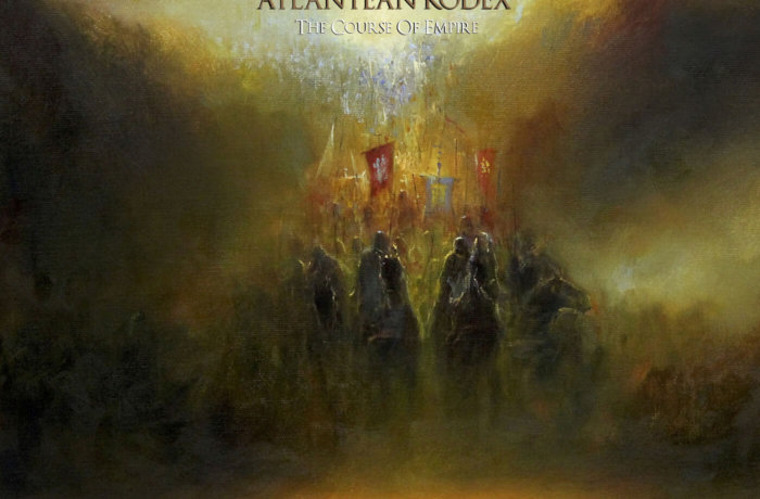 """ATLANTEAN KODEX- """"The Course of Empire"""""""