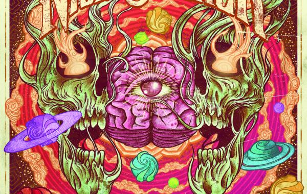 "NIGHTSTALKER – ""Great Hallucinations"" (English)"