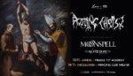 ΕΚΤΑΚΤΟ! Αναβάλλεται η συναυλία των ROTTING CHRIST - MOONSPELL ,στην Αθήνα!!!