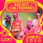 Οι Red Hot Chili Peppers  στο EJEKT Festival 2020!!!