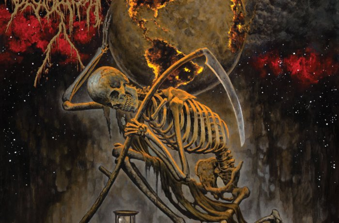 "CATTLE DECAPITATION – ""Death Atlas"""