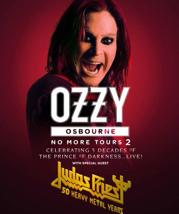 OZZY OSBOURNE: Στην Ευρώπη το 2020 για περιοδεία με τους JUDAS PRIEST