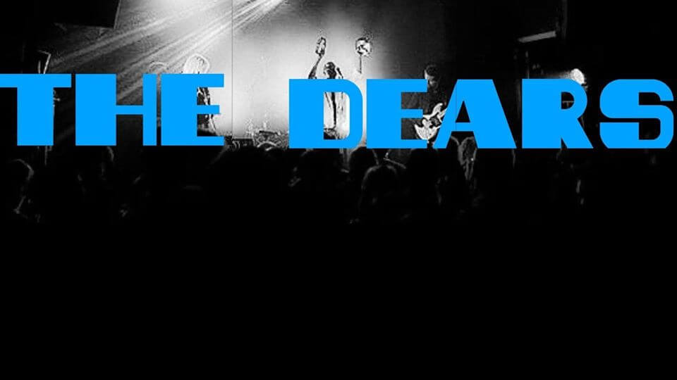THE DEARS live @ Temple, Αθήνα, στις 9 Απριλίου