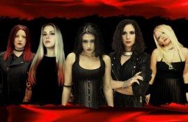 LADIES OF METAL VOL 3 (Athens): Συνέντευξη με όλες τις τραγουδίστριες των συγκροτημάτων..