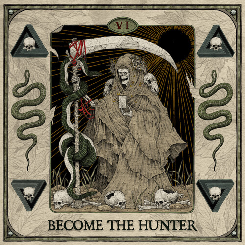 """SUICIDE SILENCE – """"Become The Hunter"""""""